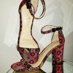 Jessica Simpson Monrae Strappy Sandal